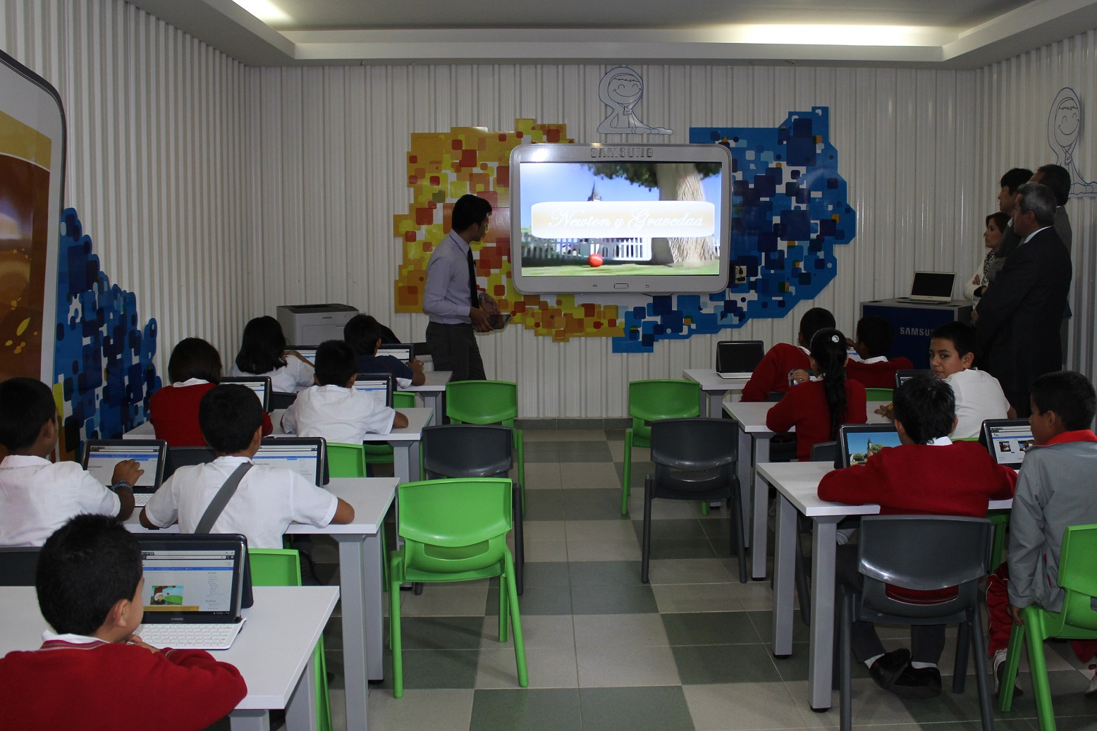 Virtual Classroom Design And Implementation ~ The research group on computational intelligence gico