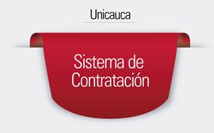 Sistema de Contratación de la Universidad del Cauca